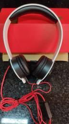 Headphone com fio Hoopsoon