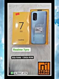 Lançamento Realme 7 Pro 128gb 8gb Ram