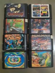 Jogos de Mega Drive