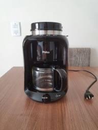 Título do anúncio: Cafeteira com moedor de café