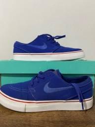 Título do anúncio: Tenis Nike Stefan Janoski Canvas Azul