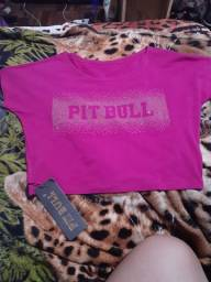 Cropped Pit Bull Jeans