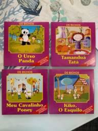 DVD/VCD NOVO HISTORIAS INFANTIS