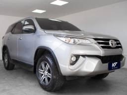 Toyota Hilux SW4 2.7 SRV 7 Lugares Flex 2020 Prata Completo