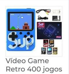 Vídeo Game retro 400 Jogos