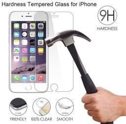 Película Protetora De Vidro 9H Para Iphone 5s /5 /5c