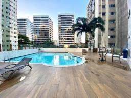 More pertinho da Jaqueira! Apartamento de 144m e 2 vagas cobertas.