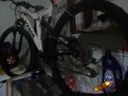 Título do anúncio: Bicicleta freio a disco
