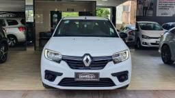 Título do anúncio: Renault Sandero Life 1.0 12V flex 2021