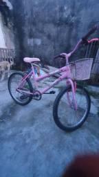 Bicicleta feminina  V/T