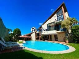 CC00007 Magnifica Casa de 4 quartos com Lazer Completo no Condomínio Aldeia da Praia
