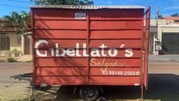 alugo  trailer 40 reais a diária ou 1100 por mês ou troco por bis ou psx