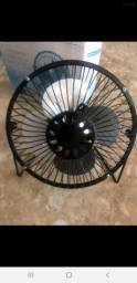 Título do anúncio: Ventilador de mesa 15c de diametro5v/2.8w