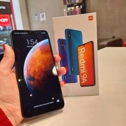 Xiaomi Redmi 9A 32GB - Cor Cinza - Tela 6,53 - Novo  e Lacrado - Com Nota Fiscal