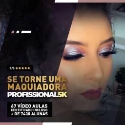 Título do anúncio: Curso de Maquiagem Profissional 2.0