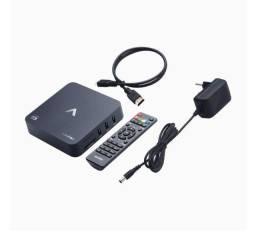 Smart TV Box, Aquario STV-2000 Padrão 4K 1Gb-RAM 8Gb-ROM