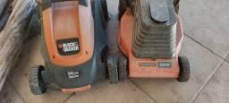 2 Cortadores de grama ( 1000w e 850w ) Usados em bom estado ( aceito ofertas )