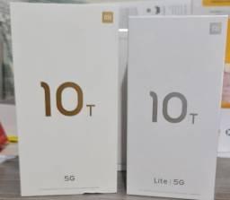 Xioami mi 10 T 5G 128 GB com 8G ram novo lacrado Aceito cartão de crédito consulte