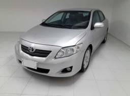 Toyota Corolla Entrada + parcela