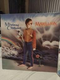Título do anúncio: Marillion Misplaced Childhood
