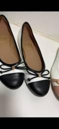 3 pares de Sapatilhas Uza Shoes original - couro