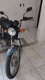 Título do anúncio: Moto 125 vareta