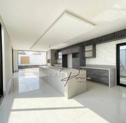 Título do anúncio: Lindo sobrado no Condomínio belvedre 1 a venda tem 365 m² 3 suítes - Cuiabá MT