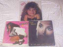 Lote 3 lps pop