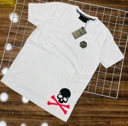 Título do anúncio: Camiseta Philipp Plein Importada