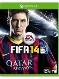 Fifa 14 Xbox one mídia digital