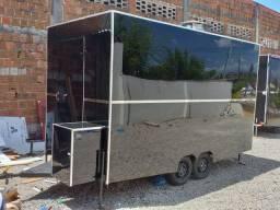 Food Truck Novo 2 x 3 em ACM.