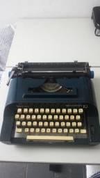 Maquina de escrever Remington 10 linda