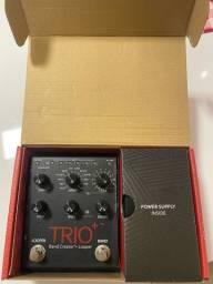 Pedal para guitarra Trio + band Creator/loop