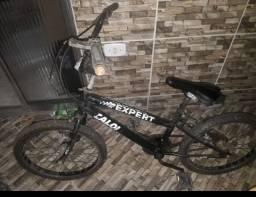 Bicicleta Caloi estilo BMX R$ 280