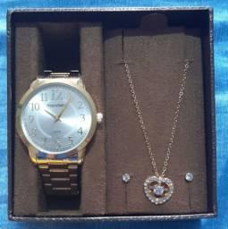 Vendo Relógio Feminino Mondaine