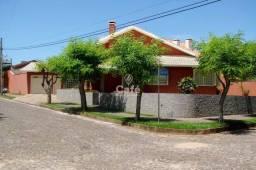 Título do anúncio: Casa 4 dormitoriso, suites, lareira, 2 garagens, piscina, semi-mobiliada e ficam ar-condic