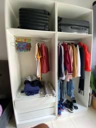 Título do anúncio: Closet / guarda roupa aberto