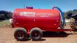 Título do anúncio: Distribuidor de esterco lobular Triton 5 mil litros
