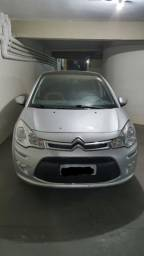Citroën C3 tendance, prata, 2013