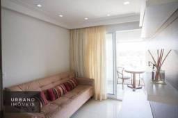 Título do anúncio: Apartamento com 1 dormitório para alugar, 50 m² por R$ 4.314/mês - Campo Belo - São Paulo/