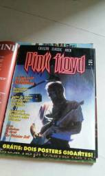 Revistas antigas Pink Floyd