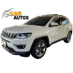 Jeep Compass longitude 2.0 4X2 2020 Completo Automático
