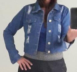 Título do anúncio: Jaqueta Jeans nova