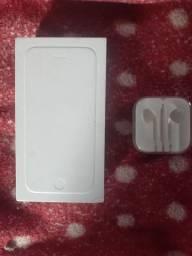 Vendo caixa iPhone 6 com caixinha do fone tbm
