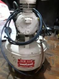Título do anúncio: Compressor 1/2 HP Sem Óleo 220v