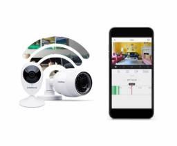 Câmeras de segurança , alarme monitorado , Interfonia condominial