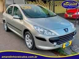 Peugeot 307 Sedan 1.6 Flex completo R$19.900,00 Financio !!!
