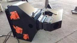 Colhedora de nozes, frutos e sementes-Shaker, máquina para colher nozes