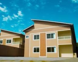Apartamento no Potira -02 Quartos e 02 Banheiros
