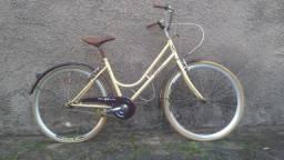 Bicicleta Vintage Blitz Creme